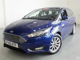 Ford Focus Estate 1.5 TDCi Titanium 5dr