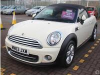 Mini Roadster Cooper 1.6 2dr Chili Pack