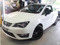 Seat Ibiza Coupe 1.2 TSI FR Black 3dr
