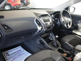 Hyundai Ix35 2.0 CRDi Premium 5dr 4WD Media Pack