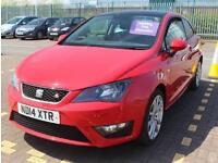 Seat Ibiza Coupe 1.2 TSI FR 3dr Pan Roof