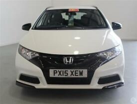 Honda Civic Tourer 1.8 i-VTEC Black Edition 5dr