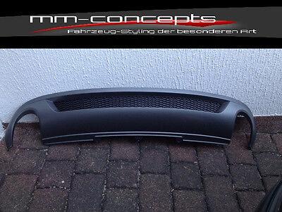 Heckschürze Für Audi A4 B8