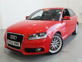Audi A3 2.0 TDI 170 S Line 3dr 18in Alloys