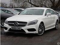 Mercedes Benz CLS S Shooting Brake 220 2.1 CDI AMG L