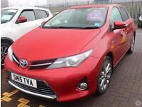 Toyota Auris 1.8 VVT-i Hybrid Excel 5dr CVT