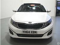 Kia Optima 1.7 CRDi 3 4dr