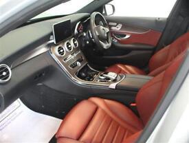 Mercedes Benz C C C220d 2.1 AMG Line Premium+ 4dr