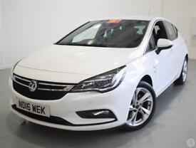 Vauxhall Astra 1.6 CDTi 136 SRi 5dr