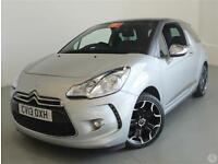 Citroen DS3 1.6 e-HDi 110 A/D DSport+ 3dr