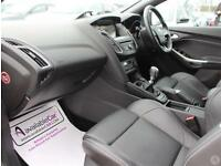 Ford Focus 2.0 TDCi 185 ST-3 Navigation 5dr 19in A