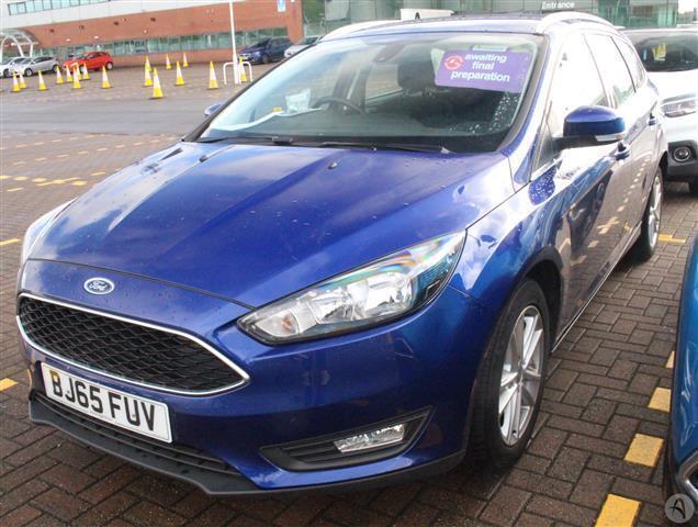 Ford Focus Estate 1.5 TDCi Zetec Navigation