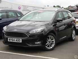 Ford Focus Estate 1.6 TDCi Zetec Navigation 5dr