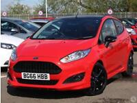 Ford Fiesta 1.0 E/B 140 Zetec S Red Edition 3dr