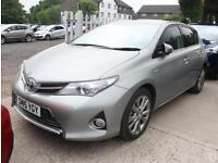 Toyota Auris 1.8 VVTi Hybrid Excel 5dr