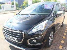 Peugeot 3008 1.6 BlueHDi 120 Active 5dr EAT6
