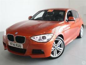 Bmw 1 116d 2.0 M Sport Plus Pack 5dr