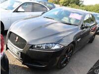 Jaguar XF 2.2d 200 R-Sport Black 4dr Auto