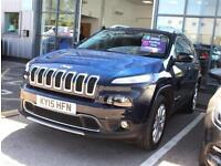 Jeep Cherokee 2.0 Multijet Limited 5dr 4WD