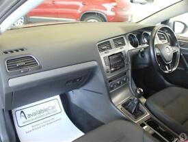 Volkswagen Golf 1.6 TDI 105 SE 5dr
