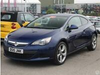 Vauxhall Astra GTC 2.0 CDTi 165 Sport 3dr 19in All