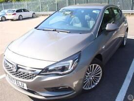 Vauxhall Astra 1.4T 150 Elite Nav 5dr Auto