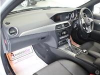 Mercedes Benz C C C180 1.8 B/E Sport 4dr Auto