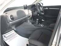 Audi A3 Sportback 1.6 TDI 110 Sport 5dr Nav