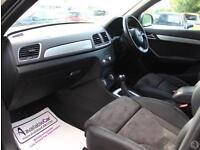 Audi Q3 2.0 TDi 177 Quattro S Line+ 4WD Tech Pack
