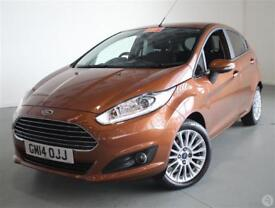 Ford Fiesta 1.6 Titanium 5dr Powershift City Pack