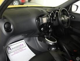 Nissan Juke 1.6 Tekna 5dr Xtronic 2WD
