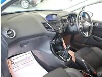 Ford Fiesta 1.6 TDCi Zetec S Nav 3dr 17in Alloys