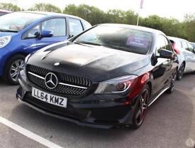 Mercedes Benz CLA A 180 1.6 AMG Sport 4dr