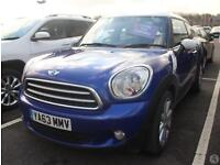 Mini Paceman Cooper 1.6D 3dr Chili Pack Leather