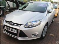 Ford Focus Estate 1.6 125 Titanium Navigator 5dr