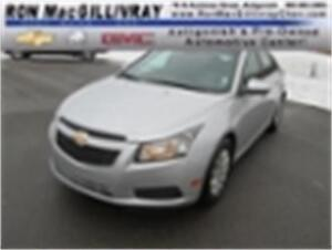2011 Chevrolet Cruze LT Turbo,.. Remote start,Summer and Winter