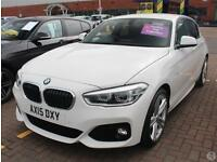 Bmw 1 120d 2.0 M Sport 5dr Nav Plus Pack