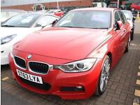Bmw 3 330d xDrive 3.0 M Sport 4dr 19in Alloys