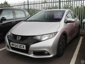 Honda Civic 1.6 i-DTEC SE Plus 5dr