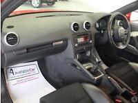 Audi A3 2.0 TDI 170 S Line 3dr 18in Alloys