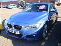 Bmw 3 320d M Sport Business Media 19in Alloys