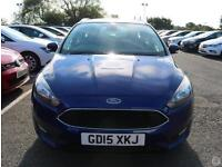 Ford Focus Estate 1.5 TDCi Zetec 5dr