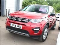 Land Rover Discovery Sport 2.0 TD4 SE Tech 4WD Aut