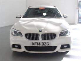 Bmw 5 Touring 530d 3.0 M Sport Plus Pack 5dr