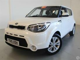 Kia Soul 1.6 GDi Connect 5dr