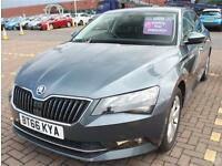 Skoda Superb 1.6 TDI 120 SE Technology 5dr