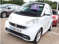 Smart Fortwo 1.0 Edition21 2dr Auto