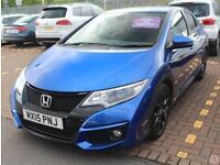 Honda Civic 1.6 i-DTEC Sport 5dr Nav