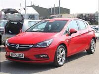 Vauxhall Astra 1.0T 105 E/F SRi 5dr