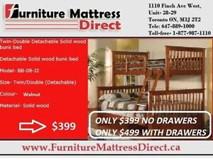▉ HUGE SALE ▉ BUNK BED AND SOFAS AND SECTIONAL ▉LOWEST PRICES▉